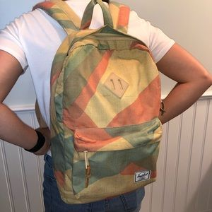 Geo Cllor Backpack